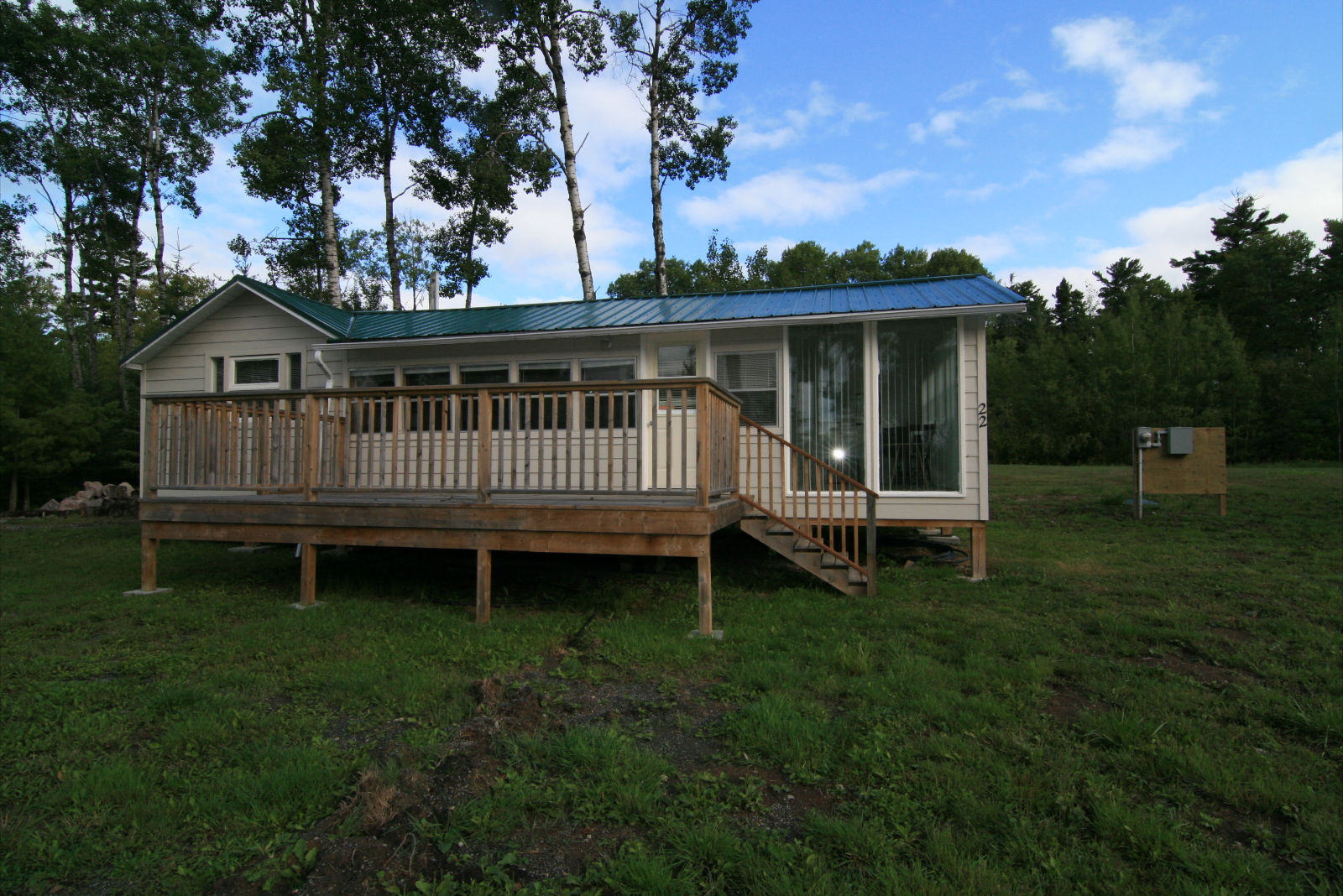 Lakeview Cottages for Sale - Longbow Lake Resort Inc